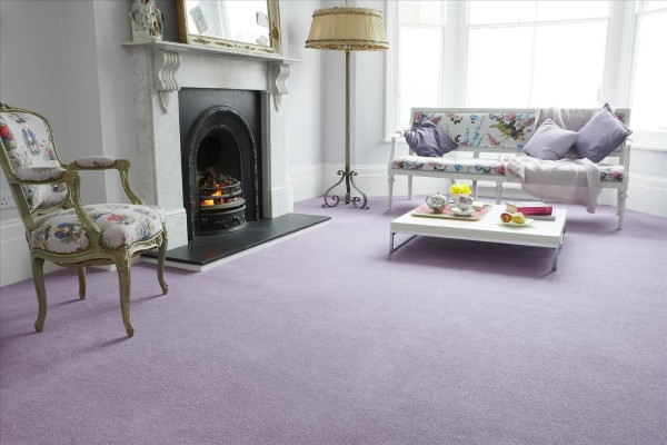 Plain Twist Carpet