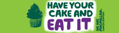 Have your cake and eat it……….